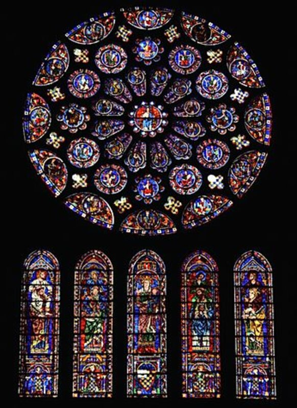 From Genesis to Revelation: Chartres, Story and Sacred Geometry block mentored by Roi Gal-Or