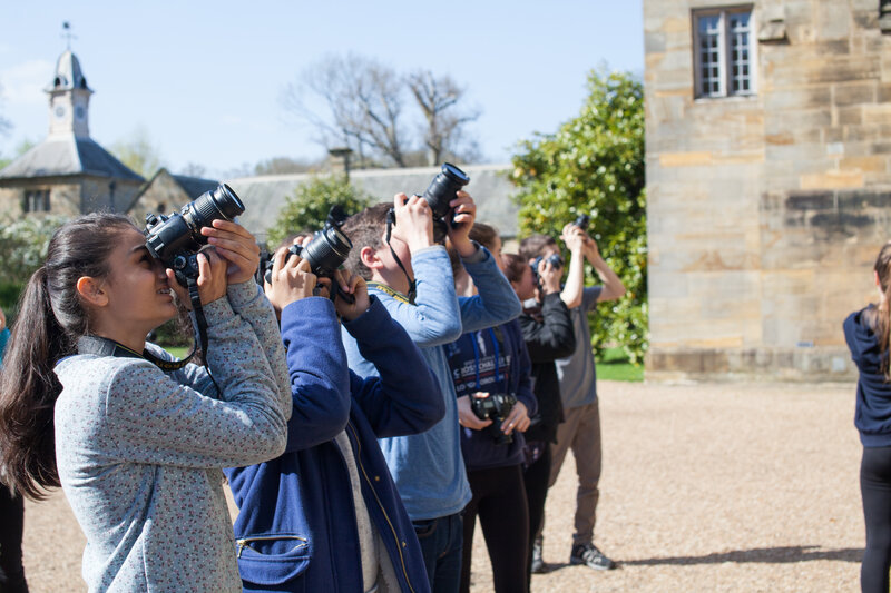 Capturing Nature and Wildlife Teens' Photography Workshop block mentored by Mina Milanovic