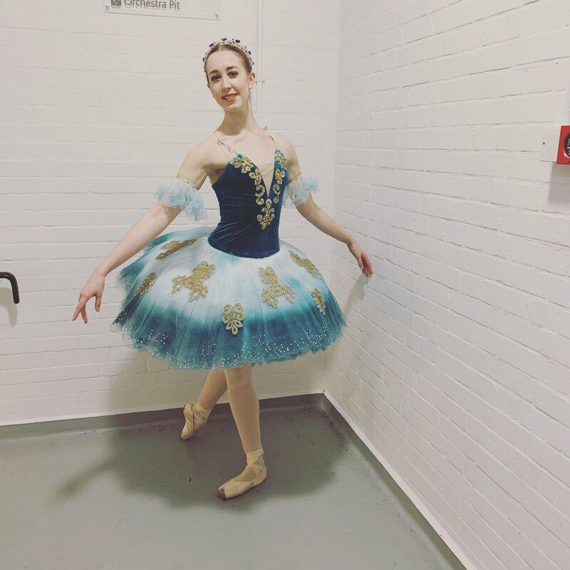 Professional ballet coaching  block mentored by Sophie  Mergaliyev