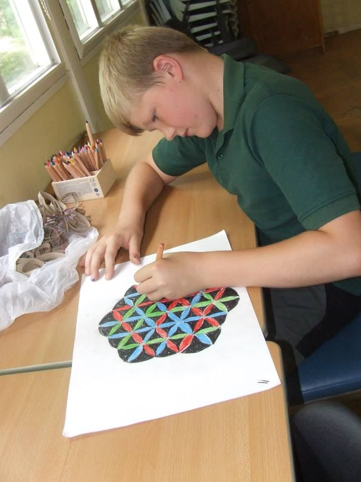 Active Minds Home Education Group 11/13  programme mentored by Gabrielle Marshall