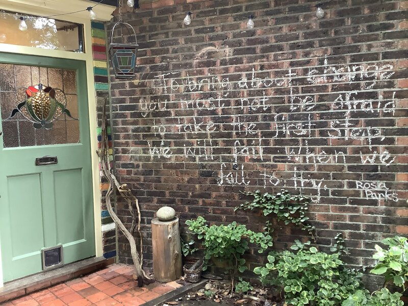 A Home for Home Education block mentored by Sukha Clark