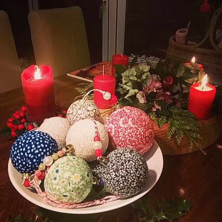 Christmas Craft Evening workshop mentored by Annabelle  Davis