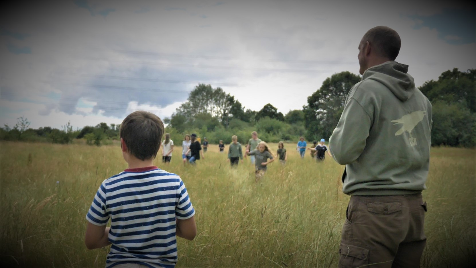 Wyld days course mentored by Phil Greenwood