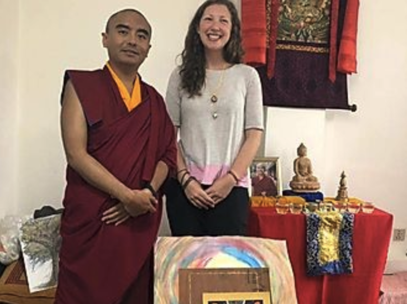 Experiential Buddhist Education Foundation Studies block mentored by Abiding Heart