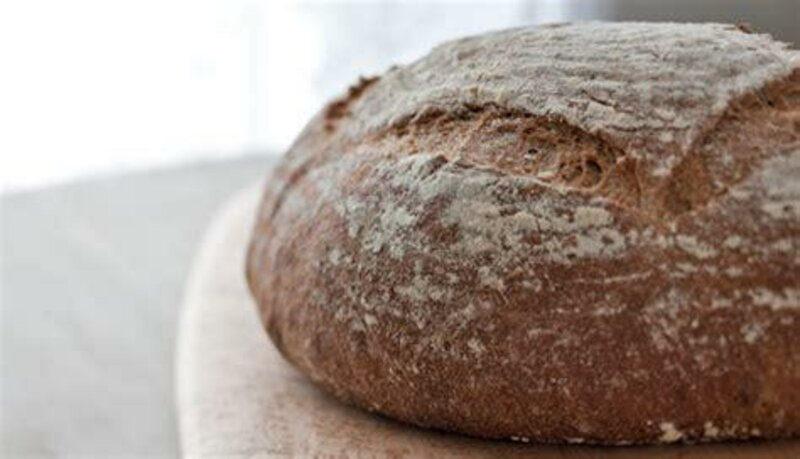 Glorious Grains - Working with Wholemeal, Rye & Malthouse block mentored by Les Nicholson