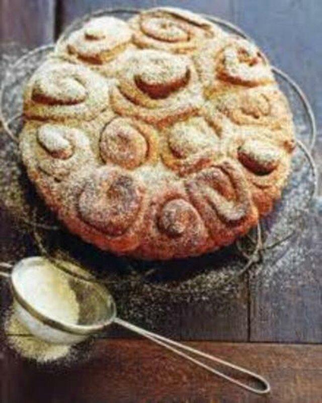 Christmas Bread Making Workshop block mentored by L Nicholson