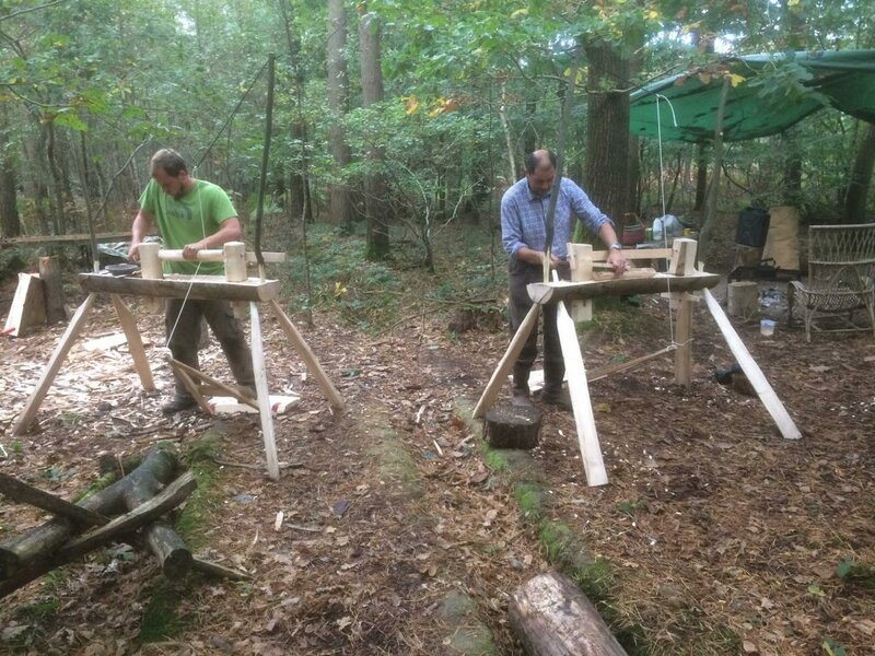 Lathe Making 2 day course block mentored by Danny Harling