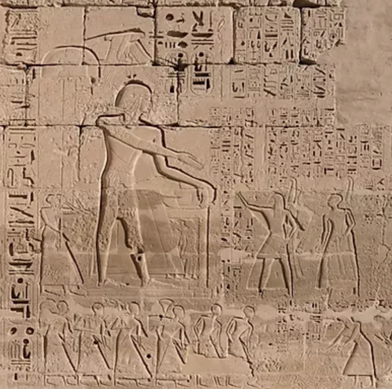Geometry of Ancient Egypt: Weekend Course block mentored by Sacred Art of Geometry Studios Docherty