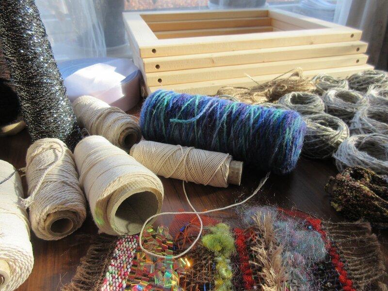 Tree Weaving Workshop in Lewes block mentored by Jackie Bennett